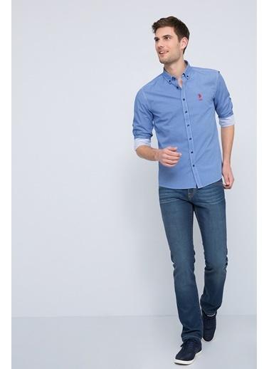 Oxford Gömlek-U.S.Polo Assn.